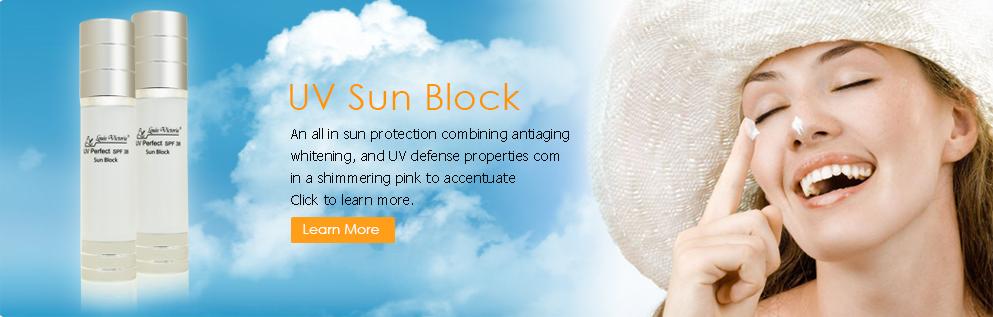 banner sun block
